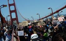 28 bang nước Mỹ không báo số nhiễm COVID-19 mới trong tuần biểu tình