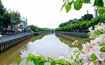 Khởi công nạo vét hơn 42.000 m3 bùn kênh Nhiêu Lộc - Thị Nghè giai đoạn 2