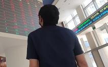 Hơn 11.700 tỉ đồng giao dịch, chứng khoán mất 32 điểm