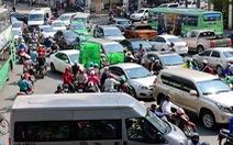 Dự luật giao thông quy định tài xế đi vào giao lộ lúc kẹt xe có thể bị phạt
