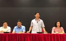 Phó Ban tuyên giáo Hà Nội 10 lần chặn xe quét, hút rác vì 'làm đối phó'