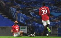 Đè bẹp Brighton, Man Utd áp sát tốp 4