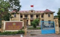 Cảnh cáo chánh án TAND huyện Côn Đảo vì bao che sai phạm của mẹ vợ
