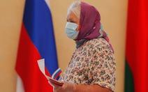 Bỏ phiếu sửa đổi Hiến pháp Nga, tìm tính chính danh