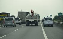 Bộ GTVT muốn sớm thu phí trở lại cao tốc TP.HCM - Trung Lương