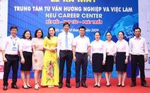 Trường ĐH Kinh tế Quốc dân mở nền tảng hướng nghiệp và việc làm online
