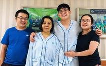 Con hiến gan cứu mẹ, cô giáo hiến gan cứu người dưng mùa COVID-19