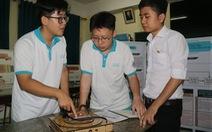 Giúp học sinh khiếm thị 'bắt' ánh sáng