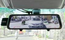 Khắc phục điểm mù gương chiếu hậu với camera hành trình VietMap G39