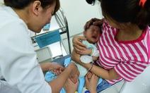 Tiêm vắcxin ngừa bạch hầu miễn phí cho trẻ dưới 7 tuổi