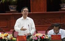 Ban Kinh tế trung ương ủng hộ xem xét tăng tỉ lệ điều tiết ngân sách cho TP.HCM