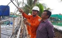 Miền Nam cảnh báo an toàn điện mùa mưa bão