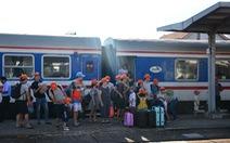 Đưa khách từ Hà Nội du lịch Quảng Bình bằng tàu hỏa charter