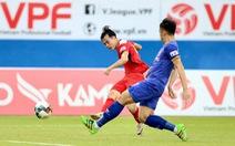 Văn Toàn ghi bàn, Hoàng Anh Gia Lai vẫn không thể chiến thắng