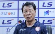 HLV Hàn Quốc: 'CLB TP.HCM muốn có kết quả tốt, tài xế cũng phải tập trung'