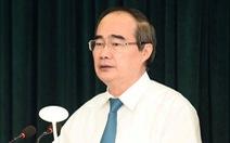Bí thư Nguyễn Thiện Nhân nói gì khi một số cán bộ bị khởi tố?