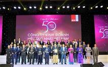 Novaland tiếp tục vào Top 50 công ty bất động sản kinh doanh hiệu quả nhất Việt Nam