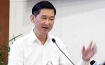 Khởi tố phó chủ tịch UBND TP Hồ Chí Minh Trần Vĩnh Tuyến