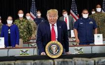 Tổng thống Trump phát biểu trên Không lực 1: Quan hệ Mỹ-Trung 'tổn hại nghiêm trọng'