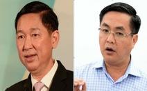 Tạm đình chỉ tư cách đại biểu HĐND hai ông Trần Vĩnh Tuyến, Trần Trọng Tuấn