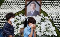 Hàn Quốc tổ chức tang lễ trực tuyến cho cố thị trưởng Seoul