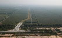 Long An muốn chuyển đổi phần lớn đất khu xử lý rác liên vùng sang mục đích khác