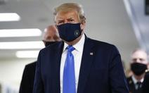 Dịch COVID-19 ngày 12-7: Ông Trump cuối cùng đã chịu đeo khẩu trang