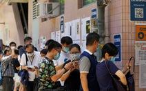 Trung Quốc nói bỏ phiếu bầu ứng viên đối lập ở Hong Kong là 'khiêu khích nghiêm trọng'