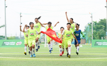 Hành trình đưa thể thao đến gần với tất cả trẻ em Việt