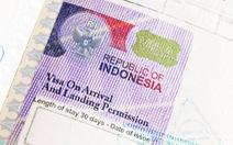 Indonesia buộc người nước ngoài kẹt lại vì COVID-19 phải rời đi trong 30 ngày
