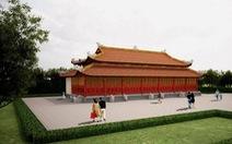 Khánh thành đền thờ vua Hàm Nghi cùng tướng sĩ Cần Vương: Ngôi đền của lòng yêu nước