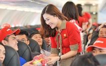 Vietjet mở bán vé giá rẻ ở 13 đường bay Xứ sở Chùa Vàng