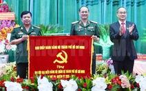 Đảng bộ Quân sự TP.HCM đề ra mục tiêu không để bị động trong mọi tình huống