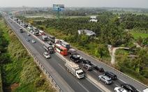 Tuyến cao tốc duy nhất về miền Tây biến thành đường… 'thấp tốc'