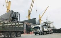 Bất chấp dịch, hàng hóa bằng đường biển về TP.HCM vẫn tăng gần 5%