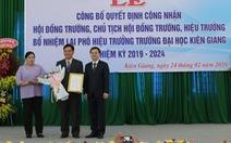 Trường đại học Kiên Giang: Kết nối doanh nghiệp tăng cơ hội việc làm