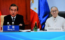 Sau tuyên bố Biển Đông của Mỹ, Trung Quốc 'hứa hẹn nhiều' với Philippines