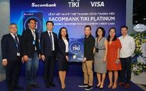 Thẻ tín dụng Sacombank Tiki Platinum - giải pháp mua sắm thông minh