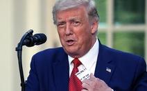 Ông Trump chấm dứt đối xử đặc biệt với Hong Kong, trừng phạt Trung Quốc