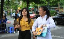 Thi vào lớp 10 Hà Nội: Có thể dùng thẻ căn cước công dân thay phiếu báo thi