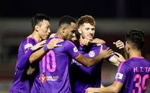 Chuỗi 7 trận bất bại giúp CLB Sài Gòn lãnh gần hết giải thưởng tháng 3 và 6 ở V-League