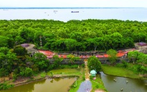 Bên trong đồn Rạch Cát - pháo đài lớn nhất Đông Dương