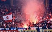 Hà Nội FC không muốn năm thứ 4 liên tiếp phải nộp phạt vì CĐV Hải Phòng
