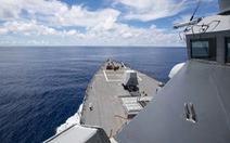 Hiểu ra sao chuyện Mỹ hết trung lập về Biển Đông?