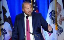 Đang tụt phía sau đối thủ Joe Biden, ông Trump thay quản lý chiến dịch tái tranh cử