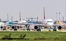 Hãng bay điều chỉnh kế hoạch khai thác ở Tân Sơn Nhất, Nội Bài