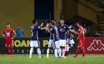 Hà Nội thắng Hải Phòng nhờ bàn phản lưới nhà