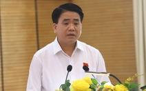 Chủ tịch Hà Nội đồng cảm với người dân sống quanh bãi rác Nam Sơn