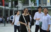 Sáng nay thi toán lớp 10 Hà Nội: Đề sẽ dễ như văn, Anh?