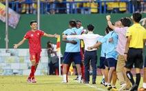 Video trận Bình Dương thua Thanh Hóa 0-1